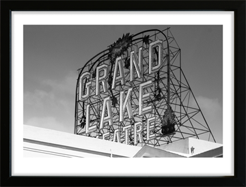 Grand Lake Theatre i Oakland