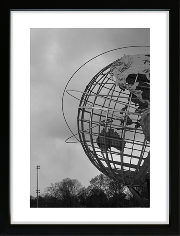 New York World Fair 1939 - Fotoplakat